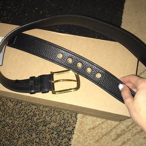 Prada Accessories - 100% AUTHENTIC Prada Leather Unisex Belt